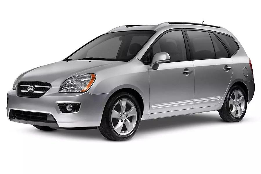 2007 Kia Rondo Reviews Specs And Prices Cars Com