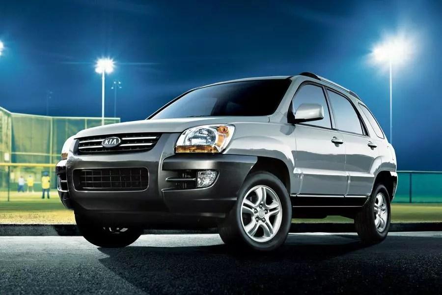 2008 Kia Sportage Reviews Specs And Prices Cars Com