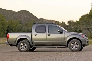 2008 Nissan Frontier Overview | Cars