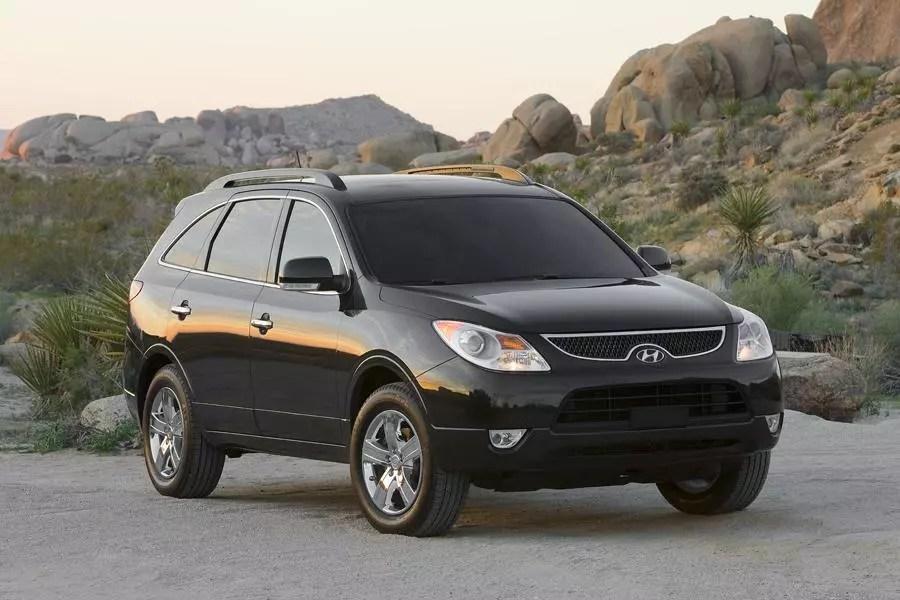 2009 Hyundai Veracruz Reviews Specs And Prices Cars Com