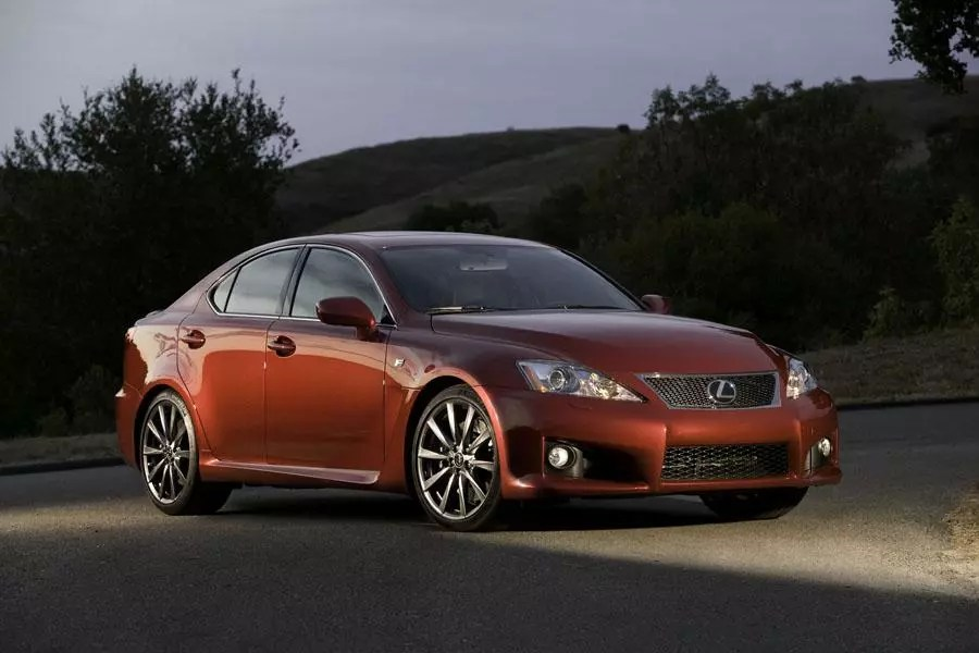 2010 Lexus Is F Reviews Specs And Prices Cars Com