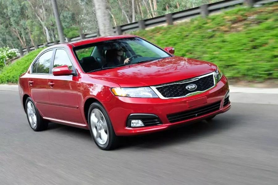 2010 Kia Optima Reviews Specs And Prices Cars Com