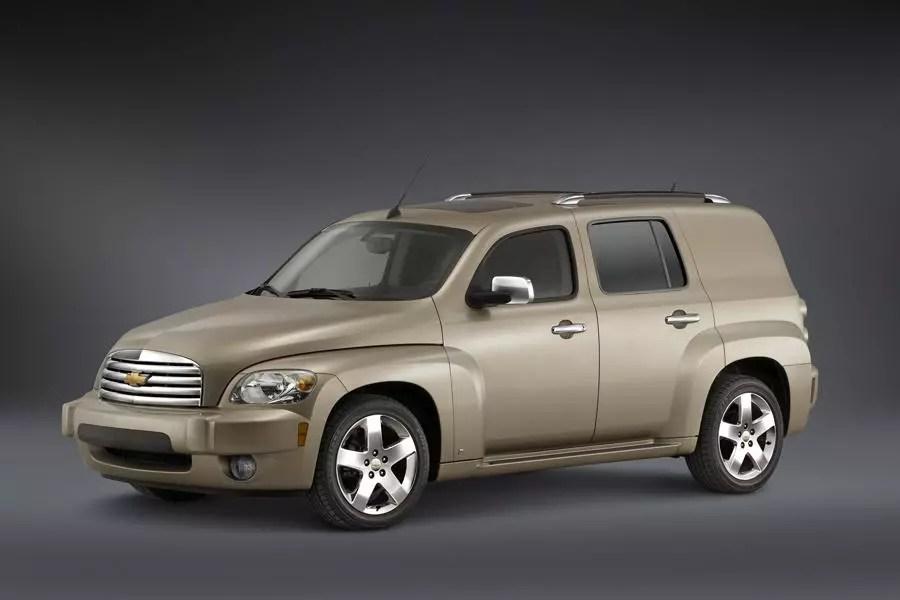 2011 Chevrolet HHR Specs Pictures Trims Colors