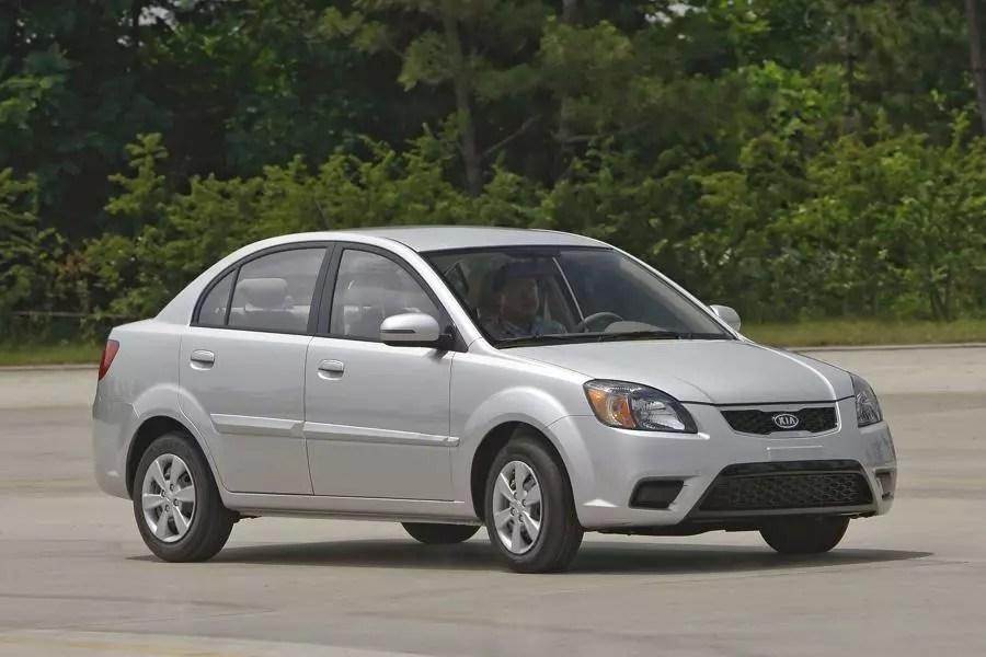 2011 Kia Rio Reviews Specs And Prices Cars Com
