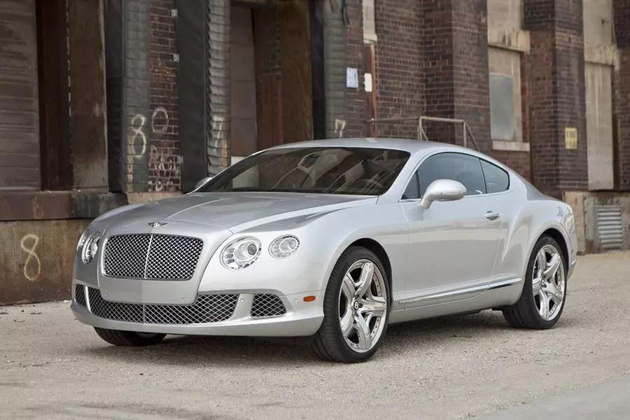 2012 Bentley Continental Gt Specs Pictures Trims Colors