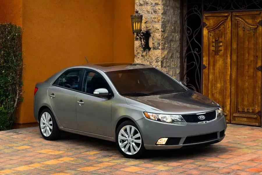2012 Kia Forte Reviews Specs And Prices Cars Com