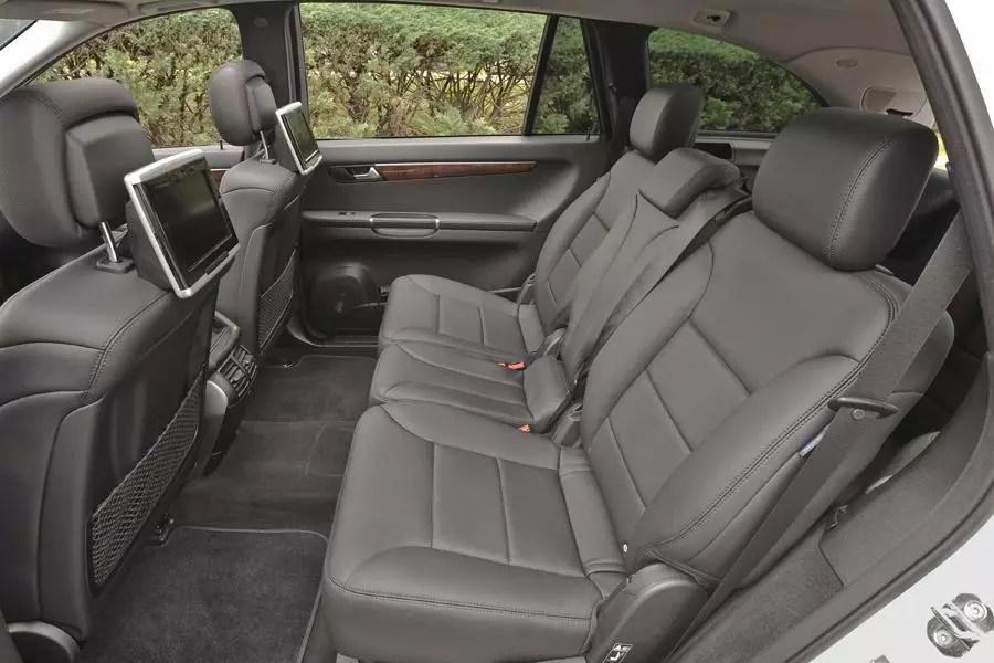 Mercedes Benz R Class Sport Utility Models Price Specs