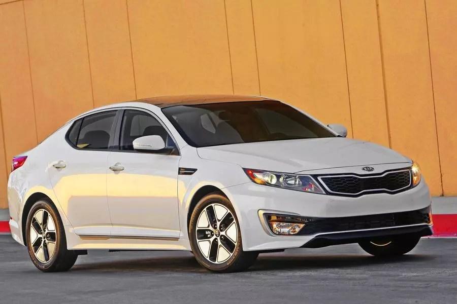 2013 Kia Optima Hybrid Reviews Specs And Prices Cars Com