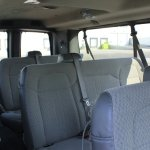 11 Seats Tour Van Cst Transportations