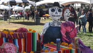 CSUDH Dia De Los Muertos