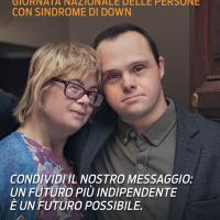 11 ottobre – Giornata Nazionale delle persone con sindrome di down 2015