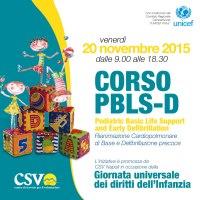 CSV Napoli celebra la Giornata Internazionale dell'Infanzia