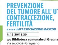 Prevenzione del tumore all'utero. Gragnano 8 marzo