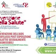 Prevenzione dell'Aids: a Gragnano la seconda tappa della campagna.