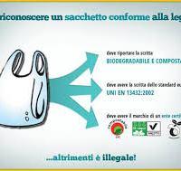 #Unsaccogiusto, al via la campagna per denunciare il racket dei sacchetti di plastica
