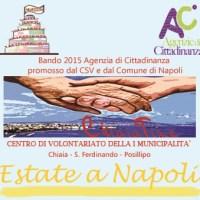 Estate in città per gli anziani di Chiaia