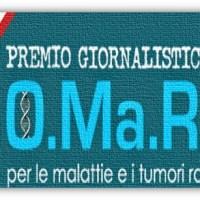 Giornalismo: torna il Premio OMaR per le malattie e i tumori rari