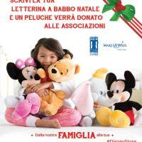 Fondazione ABIO e Disney Store insieme per regalare il Natale ai bambini in ospedale