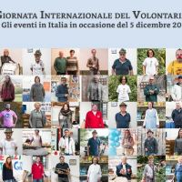 Giornata internazionale del Volontariato: gli eventi italiani in un sito web