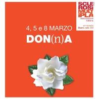 Festa della donna, AISM in piazza con la gardenia per la lotta alla sclerosi multipla