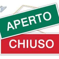 Orari di apertura CSV Napoli e sportelli territoriali relativi al mese di maggio