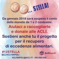 1,2…Stella! Ferma lo spreco alimentare con Acli Napoli