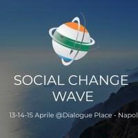 Al via la VI edizione del Social Change Wave
