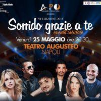 """Il Teatro Augusteo ospita """"Sorrido Grazie a te"""""""
