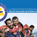 Welcoming Europe. Per un'Europa che accoglie. Firma adesso!