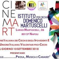 Arte, musica e cabaret al Martuscelli per abbattere ogni barriera