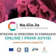 Comune di Napoli: avviso di selezione per 45 giovani da destinare a 2 nuovi percorsi formativi