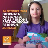 Giornata Nazionale delle Persone con sindrome di Down