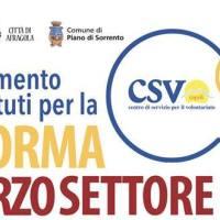 CSV Napoli: consulenze di gruppo per gli adeguamenti statutari