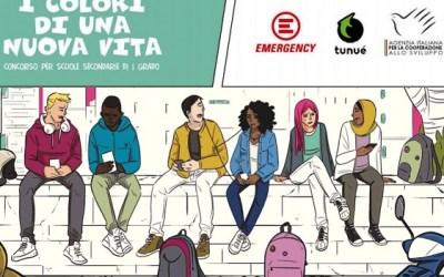 """""""I Colori di una Nuova Vita"""": il concorso che invita gli studenti a raccontare la migrazione"""