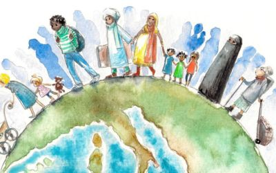 Aiutare chi aiuta. Oxfam lancia il Corso di formazione on line per volontari impegnati nell'accoglienza di rifugiati e richiedenti protezione