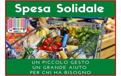 #nessunorestisolo: l'appello dell'associazione Arzano 80022 per aiutare chi è in difficoltà
