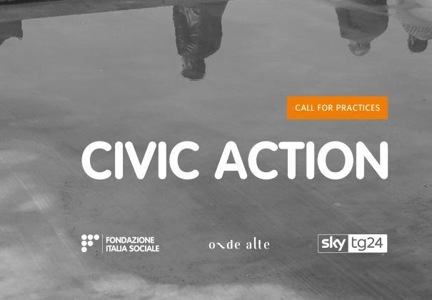 Al via Civic Action, la call per le buone pratiche che generano valore