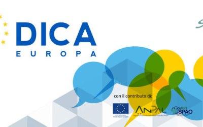 DICA EUROPA! Iscrizioni aperte al corso di formazione specialistico sulla progettazione europea
