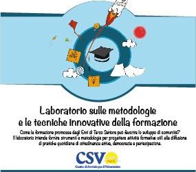 Prosegue la sinergia tra CSV Napoli e CSV Molise: attivato il laboratorio sulle metodologie e le tecniche innovative della formazione