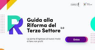 Terzo settore, una guida online per orientarsi nella riforma