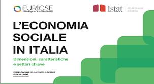 L'economia sociale in Italia, il primo rapporto nazionale Euricse-Istat