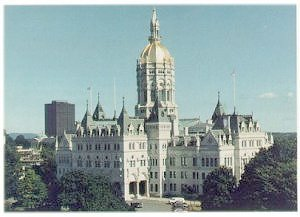 Connecticut State Capitol builidng