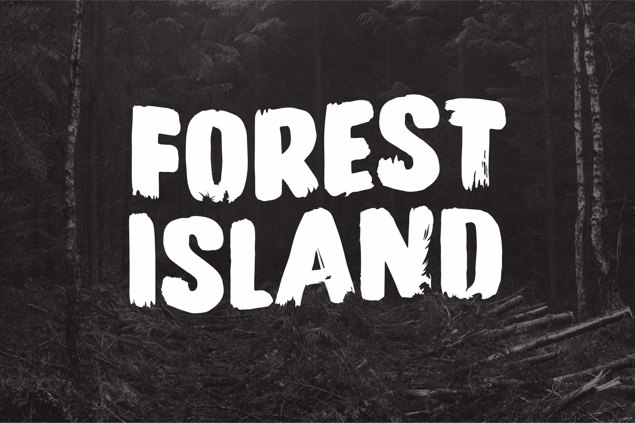 Forest Island Logo