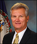 Aubrey Layne, Jr., Chairman of the Commonwealth Transportation Board
