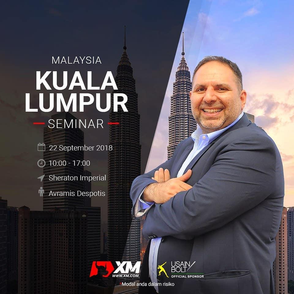 Seminar Forex Percuma Kuala 22 September