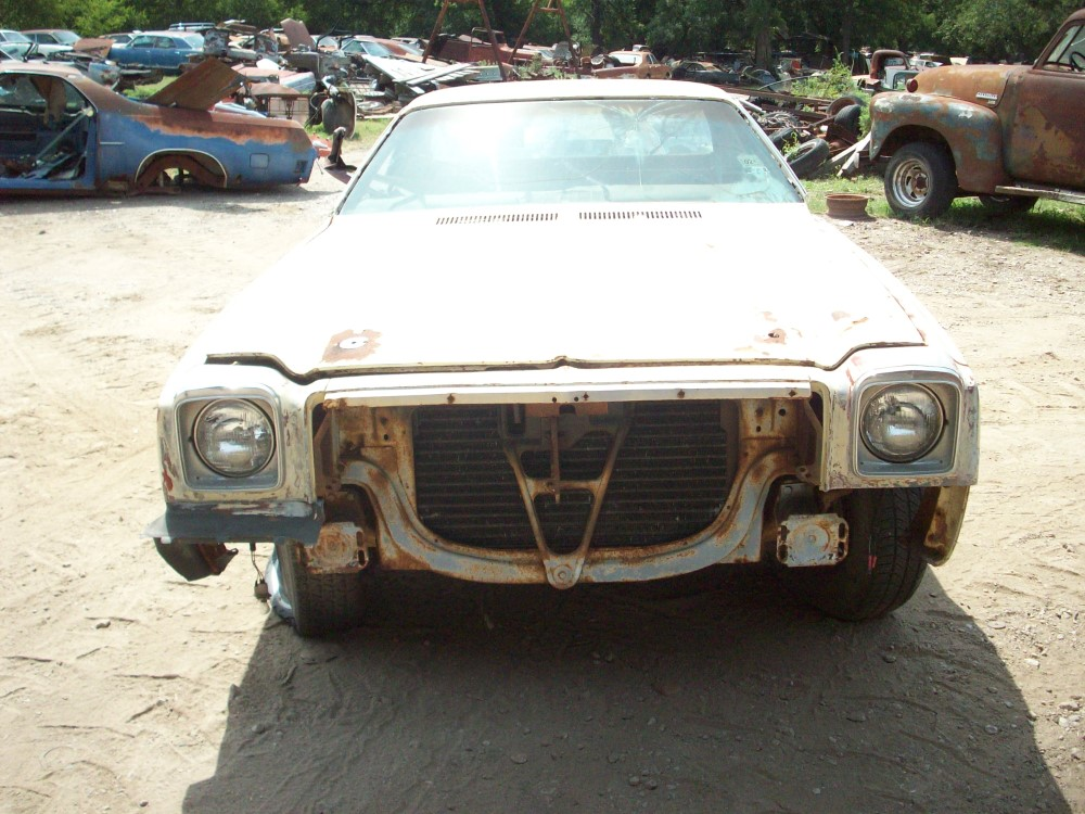 1975 Chevrolet El Camino Parts Car 2 1975 Chevrolet El Camino Parts Car 2