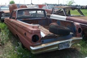 1964 Ford falcon ranchero parts