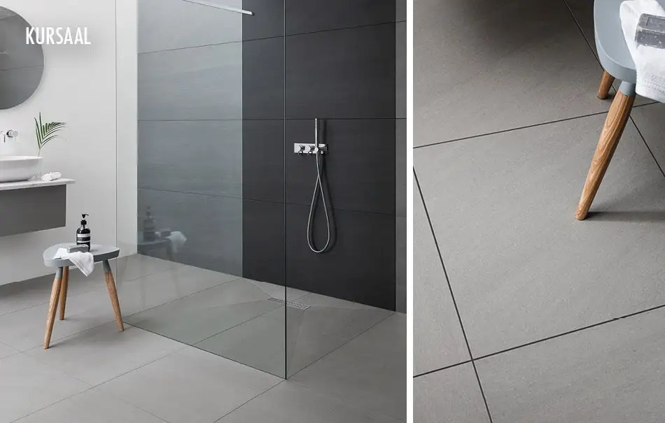 large format tiles wall floor large