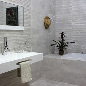 Nature Grey Tile 690x240mm Wall Tiles CTD Tiles