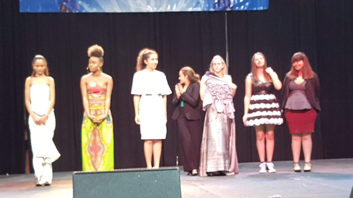 Student Fashion Designers Show At 2017 Youth Fair Miami Dade Career Technical Education